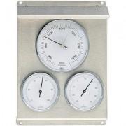 TFA analóg hőmérő és páratartalom mérő barométerrel, 20.2010.60 (646077)