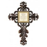 Jim Shore Lord's Prayer Wall Cross
