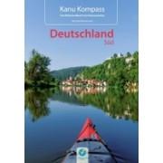 Kanogids Kanu Kompass Bayern, Baden-Württemberg | Kettler Verlag