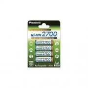 Panasonic Ni-Mh High Capacity AA 2500 mAh 4szt.