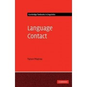 Language Contact by Yaron Matras
