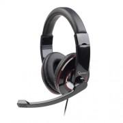 Slušalice sa mikrofonom USB Gembird MHS-U-001