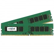 Memorie Crucial 16GB DDR4 2133 MHz CL15 Dual Channel Kit