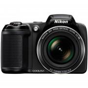 Cámara Fotográfica Nikon L340 20.2mp Vídeo Hd Zoom 28x