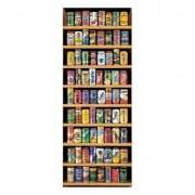 Educa Üdítős dobozok panoráma puzzle, 2000 darabos