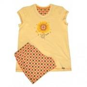 Cornette 628/27 sunflower piżama dziewczęca