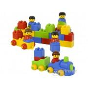 Joc construcții Miniland Color Bricks (ML-94108)