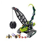 LEGO Ninjago Set #9457 Fangpyre Wrecking Ball [Toy] (japan import)