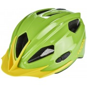 UVEX quatro Helm Junior green/yellow 50-55 cm Fahrradhelme