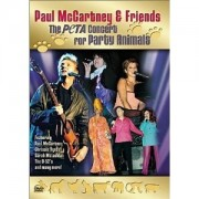 Paul McCartney & Friends - The PETA concert for party animals (DVD)