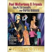 Paul McCartney & Friends - The PETA concert for party animals (DVD)