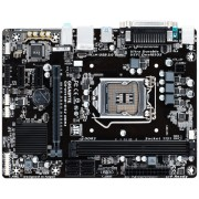 Placa de baza GIGABYTE H110M-DS2 DDR3, Intel H110, LGA 1151