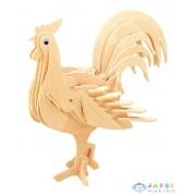Gepetto'S Workshop: Kakas - 3D Fapuzzle (Eureka, 34403)