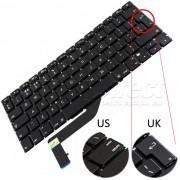 "Tastatura Laptop Apple MacBook Pro 15"" 2.6GHz Core i7 iluminata layout UK + CADOU"