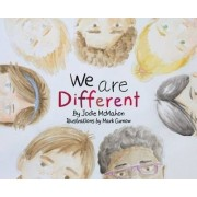We are Different by Jodie McMahon