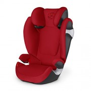 CYBEX Solution M-Fix Toddler Car Seat (Hot and Spicy)