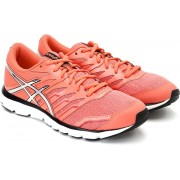 Asics Gel-Zaraca 4 Men Running Shoes(Orange, White)