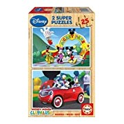 "Educa Borras 13470 ""Mickey Mouse Club House"" Puzzle (50-Piece)"