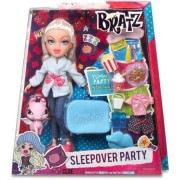 Fashion Dolls Bratz Sleepover Party Doll, Cloe