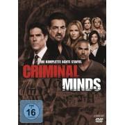 Criminal Minds - Die komplette achte Staffel [5 DVDs]