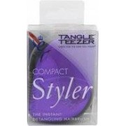 Tangle Teezer Compact Styler Detangling Hair Brush - Purple Dazzle