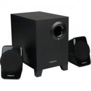 Звукова система Creative A120, 2.1 Speaker System 2х2.5W+4W - CREAT-SPEAK-A120