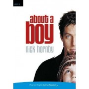 Level 4: About a Boy Book and Multi-ROM with MP3 Pack by Nick Hornby