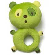 Pandi Panda - Pp128206519 - Hochet - Citron - 20 Cm