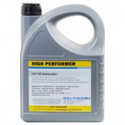 High Performer HLP 68 Huile hydraulique 5 Litres Jerrycans