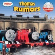 Thomas and the Rumors and Other Thomas the Tak Engine Stories [With CD]