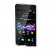 Telefon mobil K&M SMARTPHONE QUAD CORE DUAL SIM 4GB LIVE ALB KM0404
