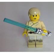 Lego Star Wars Luke Skywalker Tatooine Suit W Saber Yf