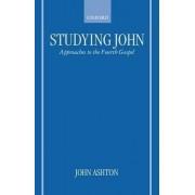 Studying John by John Ashton