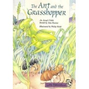 Little Celebrations, the Ant and the Grasshopper, Single Copy, Fluency, Stage 3a by Tom Paxton