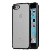 Husa silicon Rock Pure neagra pentru telefon Apple iPhone 7