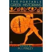Portable Greek Historians by Professor M I Finley