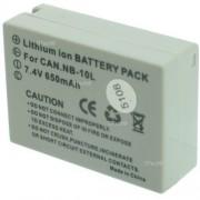 Batterie pour CANON POWERSHOT G3 X - Garantie 1 an