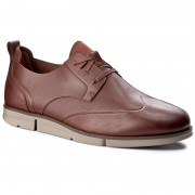 Обувки CLARKS - Trigen Wing 261283457 British Tan