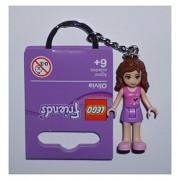 LEGO Friends Keychain Olivia - 853551