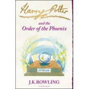 Order of the Phoenix Harry Potter 5 rejacket(J. K. Rowling)