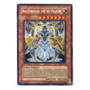 Yu Gi Oh! Neo Parshath, The Sky Paladin (Ston En061) Strike Of Neos 1st Edition Secret Rare