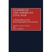 Leaders of the American Civil War by Charles F. Ritter