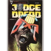Judge Dredd Album N° 3