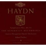 Adam Fischer, Austro-Hungarian Haydn Orchestra - Symphonies Nos. 40 - 54 (0710357553028) (5 CD)