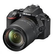 Nikon D5500 Cámara digital Reflex de 24.2 MP + AFS DX 18-140 mm f/3.5-56G ED VR, color negro