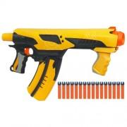 Nerf 94.523 Nerf Dart Tag Quick 16 - pistola de tiro rápido con 16 Revista Cartucho