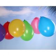 50 ballonnen met pomp en slinger