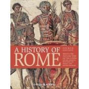 History of Rome 4E by Marcel Le Glay