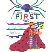Sammy Spider's First Purim by Sylvia Rouss