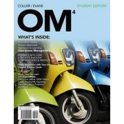 OM4 (with Review Cards and CourseMate Printed Access Card) by David A. Collier